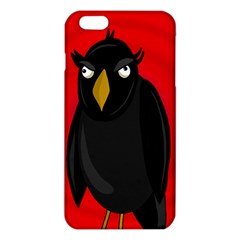 Halloween   Old Raven Iphone 6 Plus/6s Plus Tpu Case by Valentinaart