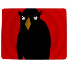 Halloween   Old Raven Jigsaw Puzzle Photo Stand (rectangular) by Valentinaart