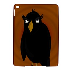Halloween   Old Black Rawen Ipad Air 2 Hardshell Cases by Valentinaart