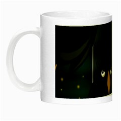 Halloween   Rip Night Luminous Mugs by Valentinaart
