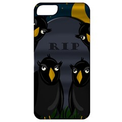 Halloween   Rip Apple Iphone 5 Classic Hardshell Case by Valentinaart