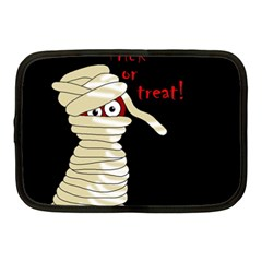 Halloween Mummy   Netbook Case (medium)  by Valentinaart