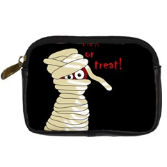 Halloween Mummy   Digital Camera Cases by Valentinaart