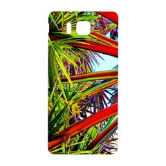 Kostenloses Leaves Samsung Galaxy Alpha Hardshell Back Case