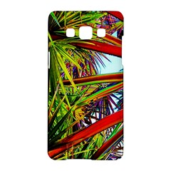 Kostenloses Leaves Samsung Galaxy A5 Hardshell Case  by AnjaniArt