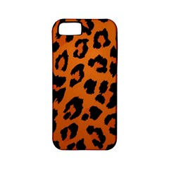 Leopard Patterns Apple Iphone 5 Classic Hardshell Case (pc+silicone)