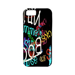 Miami Text Apple Iphone 5 Classic Hardshell Case (pc+silicone)