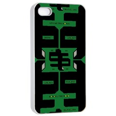 Show Me The Money Apple Iphone 4/4s Seamless Case (white) by MRTACPANS