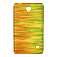 Green And Oragne Samsung Galaxy Tab 4 (8 ) Hardshell Case  by Valentinaart