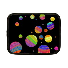 Colorful Galaxy Netbook Case (small)  by Valentinaart