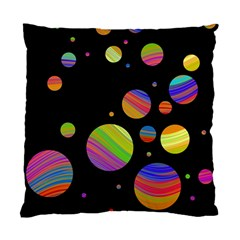 Colorful Galaxy Standard Cushion Case (two Sides)
