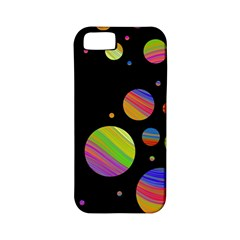 Colorful Galaxy Apple Iphone 5 Classic Hardshell Case (pc+silicone) by Valentinaart
