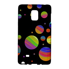 Colorful Galaxy Galaxy Note Edge by Valentinaart