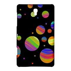 Colorful Galaxy Samsung Galaxy Tab S (8 4 ) Hardshell Case  by Valentinaart