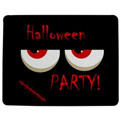 Halloween Party   Red Eyes Monster Jigsaw Puzzle Photo Stand (rectangular) by Valentinaart