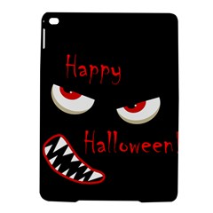 Happy Halloween   Red Eyes Monster Ipad Air 2 Hardshell Cases by Valentinaart