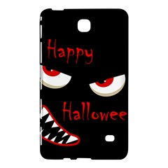 Happy Halloween   Red Eyes Monster Samsung Galaxy Tab 4 (8 ) Hardshell Case  by Valentinaart