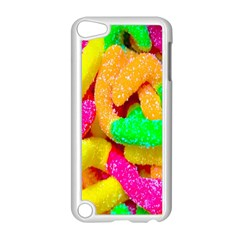 Neon Patterns Apple Ipod Touch 5 Case (white)