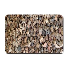 Nitter Stone Small Doormat  by AnjaniArt
