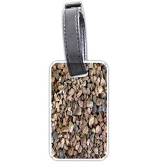Nitter Stone Luggage Tags (one Side)