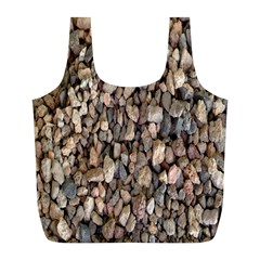 Nitter Stone Full Print Recycle Bags (l)