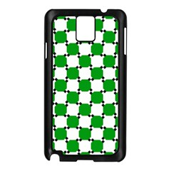 Optical Illusion Samsung Galaxy Note 3 N9005 Case (black)