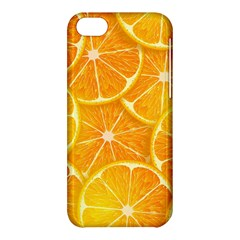 Orange Copy Apple Iphone 5c Hardshell Case