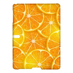 Orange Copy Samsung Galaxy Tab S (10 5 ) Hardshell Case  by AnjaniArt