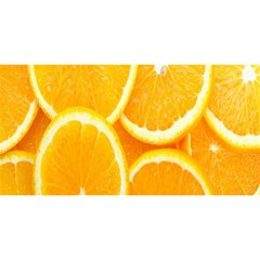 Orange Fruit You Are Invited 3d Greeting Card (8x4) by AnjaniArt