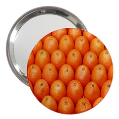 Orange Fruits 3  Handbag Mirrors by AnjaniArt