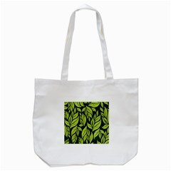 Palm Coconut Tree Tote Bag (white)