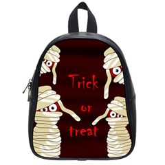 Halloween Mummy School Bags (small)  by Valentinaart