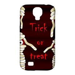 Halloween Mummy Samsung Galaxy S4 Classic Hardshell Case (pc+silicone) by Valentinaart
