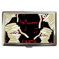 Halloween Mummy Party Cigarette Money Cases by Valentinaart
