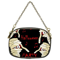 Halloween Mummy Party Chain Purses (two Sides)