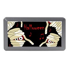 Halloween Mummy Party Memory Card Reader (mini) by Valentinaart