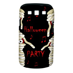 Halloween Mummy Party Samsung Galaxy S Iii Classic Hardshell Case (pc+silicone) by Valentinaart