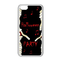 Halloween Mummy Party Apple Iphone 5c Seamless Case (white) by Valentinaart