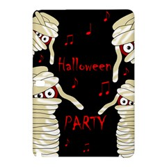 Halloween Mummy Party Samsung Galaxy Tab Pro 12 2 Hardshell Case