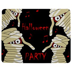 Halloween Mummy Party Jigsaw Puzzle Photo Stand (rectangular) by Valentinaart