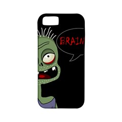 Halloween Zombie Apple Iphone 5 Classic Hardshell Case (pc+silicone) by Valentinaart