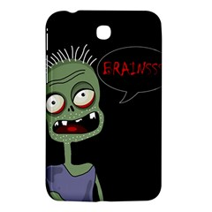 Halloween Zombie Samsung Galaxy Tab 3 (7 ) P3200 Hardshell Case  by Valentinaart