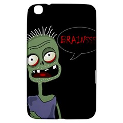 Halloween Zombie Samsung Galaxy Tab 3 (8 ) T3100 Hardshell Case  by Valentinaart