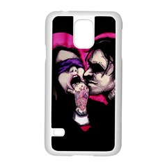 I Know What You Want Samsung Galaxy S5 Case (white) by lvbart