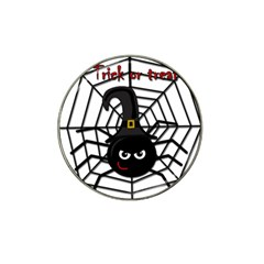 Halloween Cute Spider Hat Clip Ball Marker (10 Pack) by Valentinaart