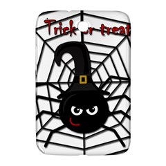 Halloween Cute Spider Samsung Galaxy Note 8 0 N5100 Hardshell Case  by Valentinaart