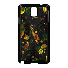 Autumn 03 Samsung Galaxy Note 3 Neo Hardshell Case (black) by MoreColorsinLife