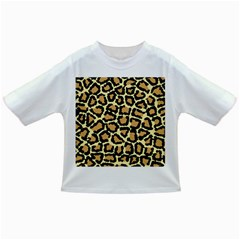 Pink Leopard Infant/toddler T Shirts by AnjaniArt