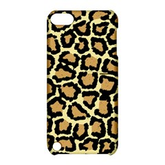 Pink Leopard Apple Ipod Touch 5 Hardshell Case With Stand