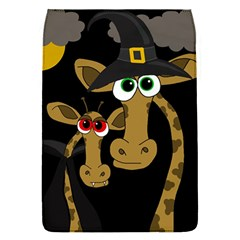 Giraffe Halloween Party Flap Covers (s)  by Valentinaart